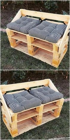Home-built pallet home furnishings ideas and ways to continue to make your own o., muebles terraza Home-built pallet home furnishings ideas and ways to continue to make your own o. Pallet Furniture Designs, Pallet Garden Furniture, Diy Pallet Sofa, Wooden Pallet Projects, Diy Furniture, Pallet Ideas, Furniture Makeover, Outdoor Furniture, Furniture Layout