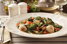 Λαχανικά με μυρωδικά εξοχής