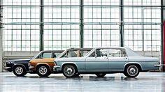 Opels KAD-Modelle: Kapitän, Admiral und Diplomat