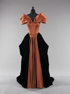 Evening Dress by Charles James, 1949