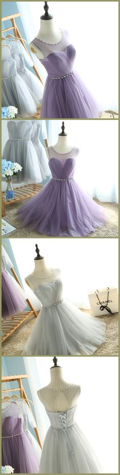 2017 Homecoming Dress Sexy A-line Short Prom Dress Party Dress JK011