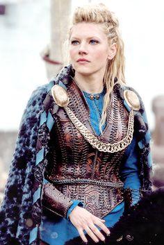"Forged by Fantasy Lagertha | Vikings 3.01 ""Mercenary"" © Vikings Season 3 premieres Thursday, Feb 19th 2015 on the History Channel."