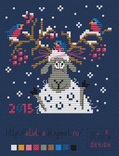 Renne de Noël - Reindeer Christmas