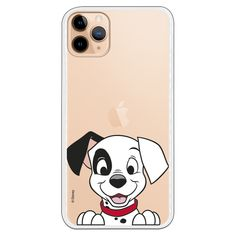Disney - iPhone Case Officer Max 11 Pro 101 Dalmatians Puppy Smile Silicone Flexible and resilient. Iphone Cases Disney, Pretty Iphone Cases, Iphone Phone Cases, Iphone 11, Cute Cases, Cute Phone Cases, Cute Iphone Accessories, Macbook Case, Diy Phone Case