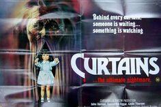 Click the Curtains Poster to read my retrospective on the film at Wicked Horror.