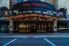 コロンバス, オハイオ州, オハイオシアター, 劇場, マーキー