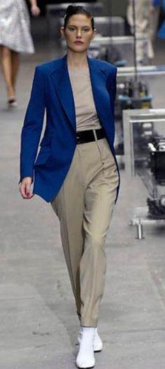 Yves Saint Laurent Spring 2008