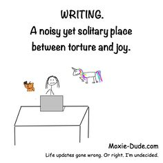 The difference between a writer, a copywriter, and a unicorn - Moxie-Dude Becoming A Writer, Copywriter, Writers, How To Become, Articles, Science, Joy, Website, Words