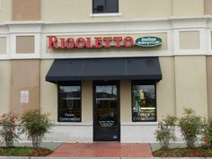 Rigoletto Italian Bakery & Cafe - their desserts are awesome!