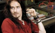 Tuomas Holopainen...awesome genius of Nightwish...he is reason why I started with metal...and lyrics of his songs are beautiful :)