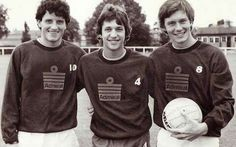 Paul Ramsey, Gary Lineker, John O Neill Leicester City Football, Leicester City Fc, Football Team, Graphic Sweatshirt, Foxes, Sweatshirts, Legends, Mens Tops, Club