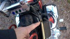 Yamaha Virago 535 Air Filter Cleaning/replacement