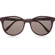Prism Rio round-frame acetate sunglasses