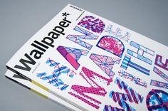 Wallpaper Magazine Cover Illustration | WANKEN - The Art & Design ...
