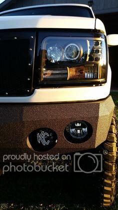 Updated a Standard OJ Bronco - View the full album on Photobucket. Ford Obs, Restoration Shop, Future Trucks, Create Photo, Ford Ranger, Ford Trucks, Free Photos, Photo Book, Quad