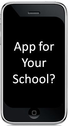 Thinking of Creating an App for your School? - great resources for accomplishing this task!