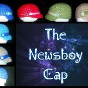 The Newsboy Cap (all sizes) - via @Craftsy
