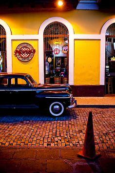 Nono's Bar, Old San Juan, PR.