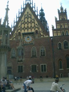 Wroclaw//Town Hall//13th-16th century//v271