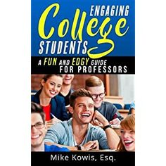 #Book Review of #EngagingCollegeStudents from #ReadersFavorite - https://readersfavorite.com/book-review/engaging-college-students  Reviewed by Ray Simmons for Readers' Favorite  I teach English as a second language at a university in China, and I am always reading books that deal with education in my ongoing effort to improve myself, stay current in my field, and in general make my classes more fun and productive. Most of the time the material I read is actually not ver...