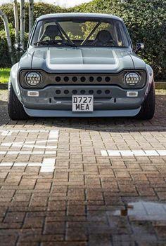 Ford Falcon, Ford Sport, Modern Muscle Cars, Escort Mk1, Bmw 2002, Cars Uk, Ford Classic Cars, Tuner Cars, Mini Trucks