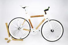 Bambú Campos Bikes: le bici spagnole in bambù e fibra di carbonio