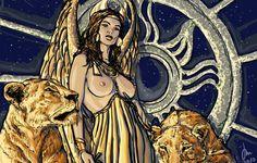 Który ze starożytnych Bogów jest Tobie przypisany?