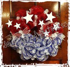 Fourth of July Wreath!