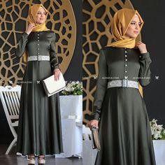 The Dress, Hijab Fashion, Designer Dresses, Dresses With Sleeves, Dress Designs, Formal Dresses, Long Sleeve, Model, Style