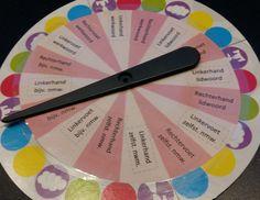 Taal Twister: woordsoorten!