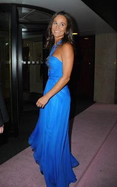 9/12/15 Pippa Middleton attends the Boodles Boxing Ball at The Grosvenor House Hotel in London, England. - 3m