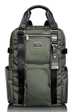 Tumi 'Alpha Bravo - Lejeune' Backpack Tote $395