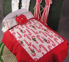Quilts : Studebaker Miniatures: Vintage & Artisan Dollhouse ...