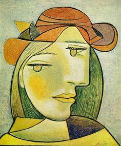 Portrait de Femme 2, 1937 © Pablo Picasso