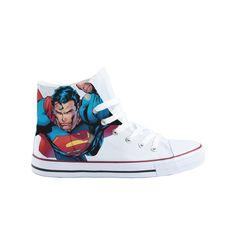 Weiteres - Sneakers - Superman - ein Designerstück von elexpression bei DaWanda