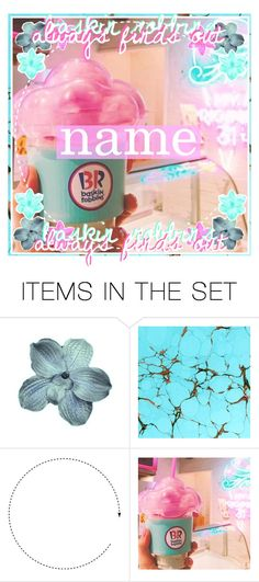 """""""(Open) Baskin Robbins icon"""" by hobbit-child-icons ❤ liked on Polyvore featuring art"""