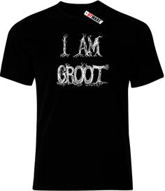 I Am Groot Mens Ryware T-Shirt only £9.95 at Ryware!