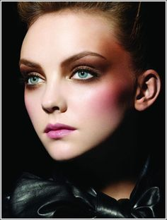 Makeup job well done!