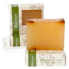 Juniper Berry Soap 140g