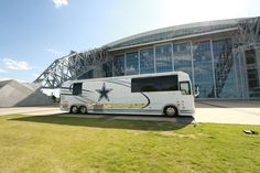 LOOK the Dallas Cowboy Bus. See More >> http://www.greatamericancountry.com/shows/celebrity-motor-homes/top-25-celebrity-motor-homes--pictures?soc=pinterest