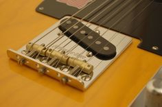 Compensated Stainless Telecaster 4-screw left handed version for $120