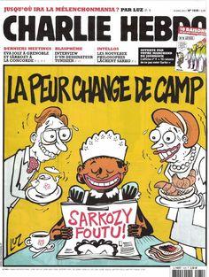 Charlie Hebdo 1035 Avril 2012