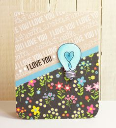 Created by Mary Dawn Quirindongo using the Simon Says Stamp April 2014 card kit.