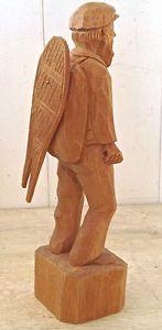 Art populaire Collection. Sculpture de bois St-Jean-Port-Joly