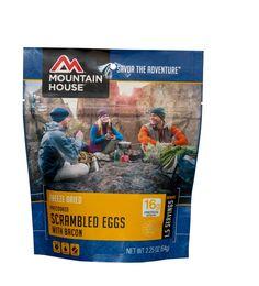 Mountain House - Eggs With Bacon