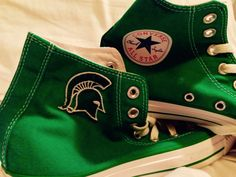 Michigan State Converse