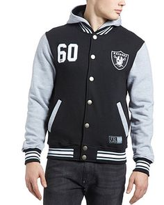 Majestic Athletic Oakland Raiders Hoody