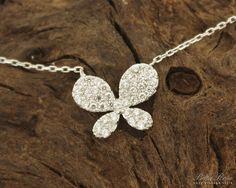 Bella Rose, Butterfly, Silver, Jewelry, Jewlery, Jewerly, Schmuck, Jewels, Jewelery