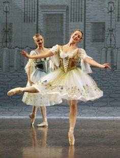 Ballet Paquita. ✯ Ballet beautie, sur les pointes ! ✯