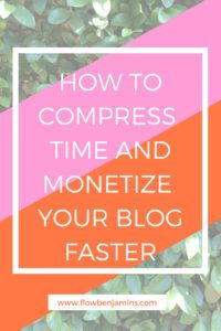 How to Compress Time